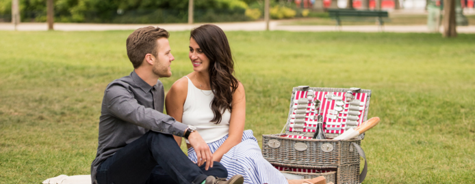 Hanna & Randy's Romantic Picnic and Photo Session