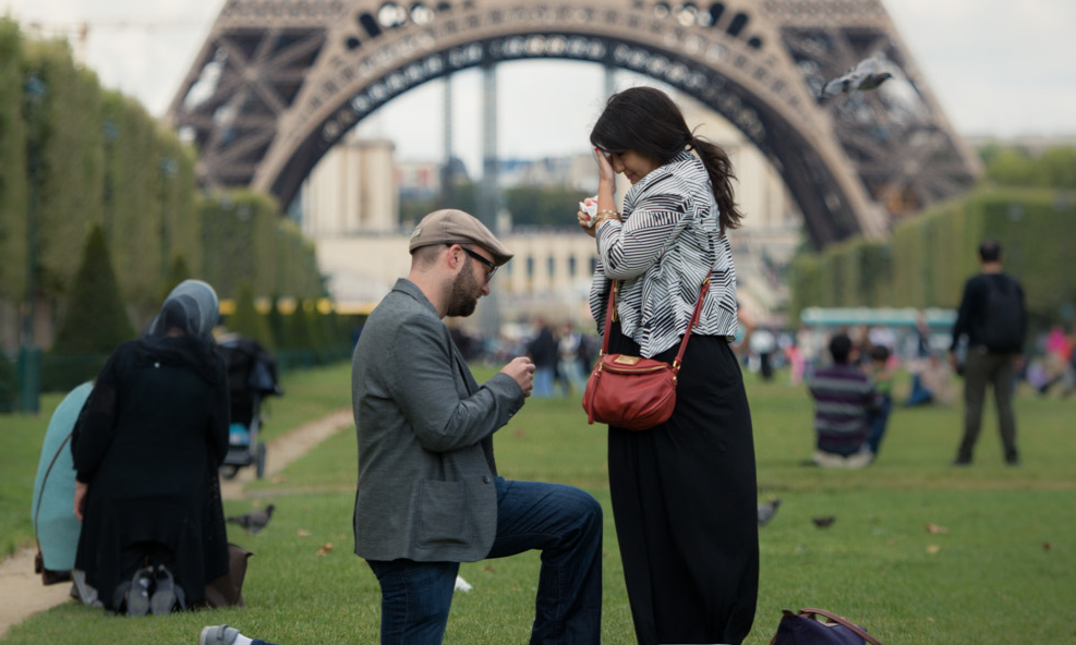 Tovah & Jordan's Surprise Proposal and Picnic