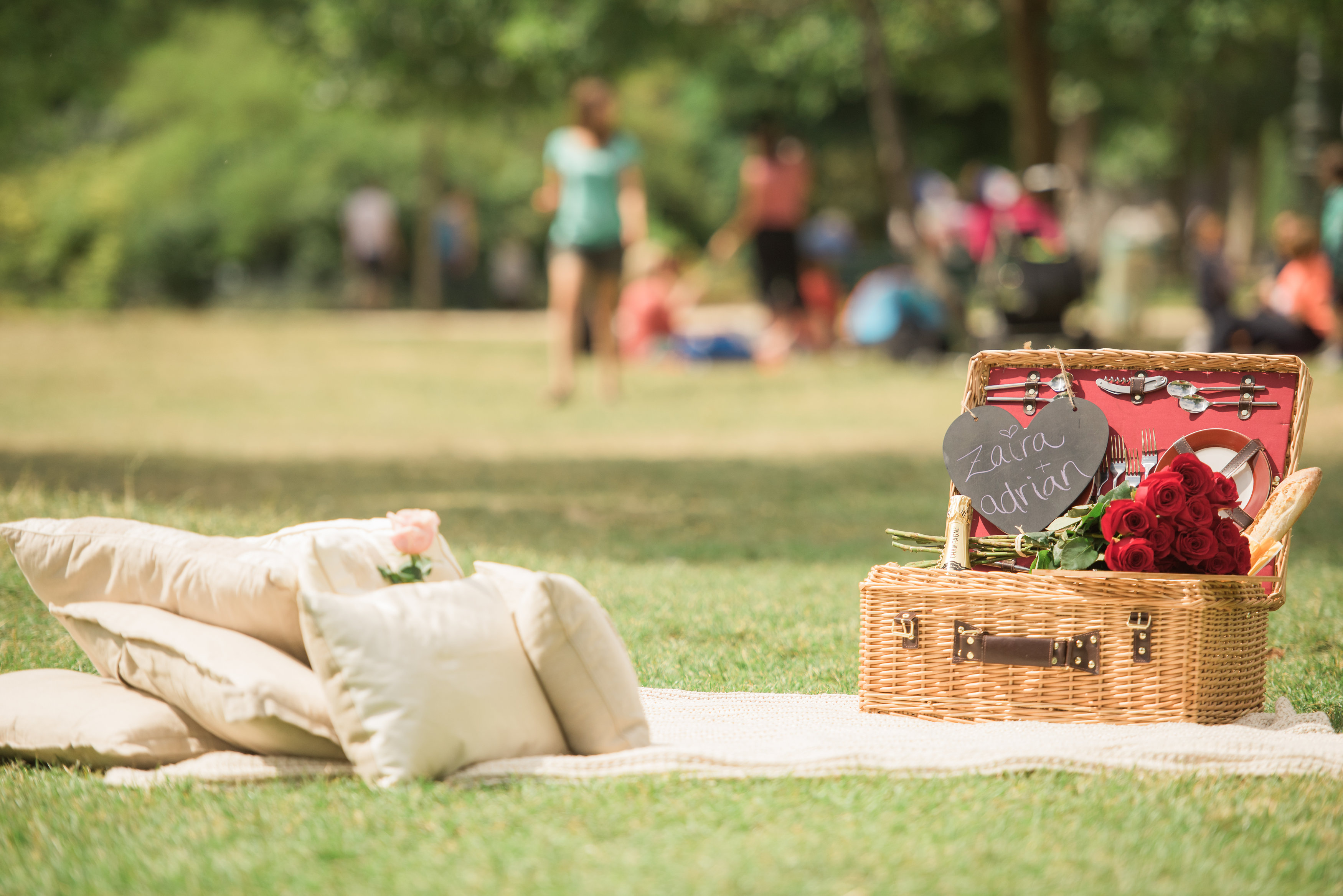 A Perfectly Parisian Birthday Picnic!